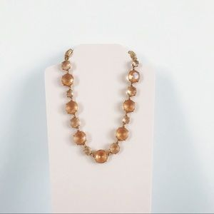 Jewelry - J. Crew • Crystal Statement Necklace